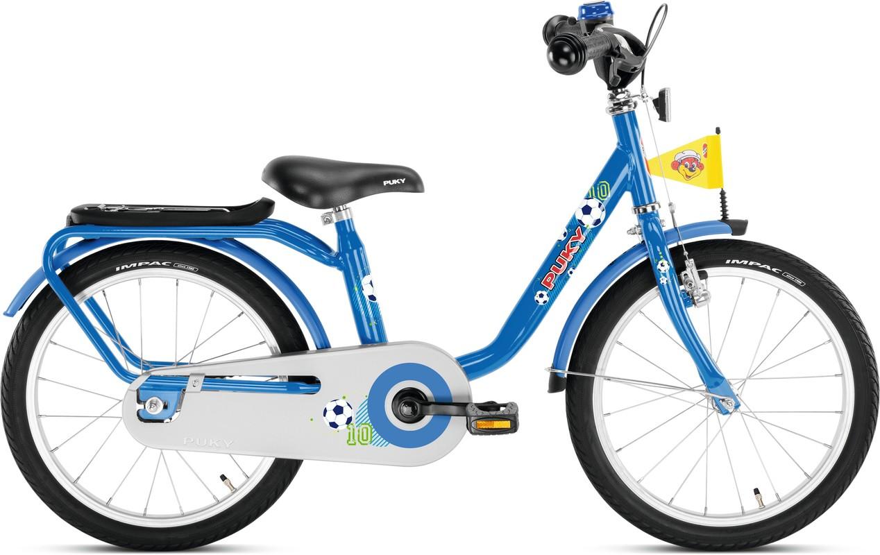 PUKY - Dětské kolo Z8 - světle modrá