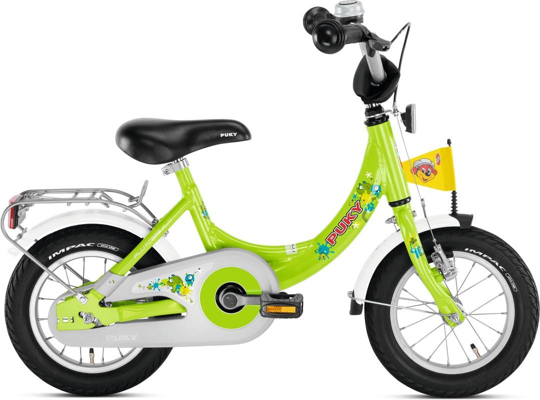 PUKY - Dětské kolo ZL 12 Alu - kiwi
