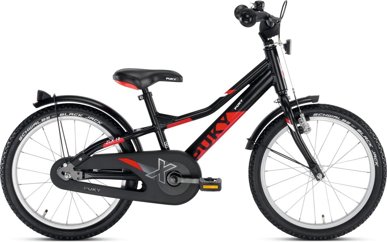 PUKY - Dětské kolo ZLX 18-1 Alu - černý