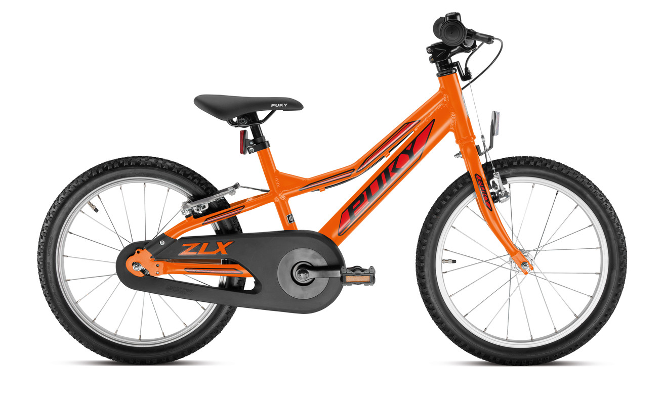 PUKY - Dětská kolo ZLX 18-1 Alu - oranžový