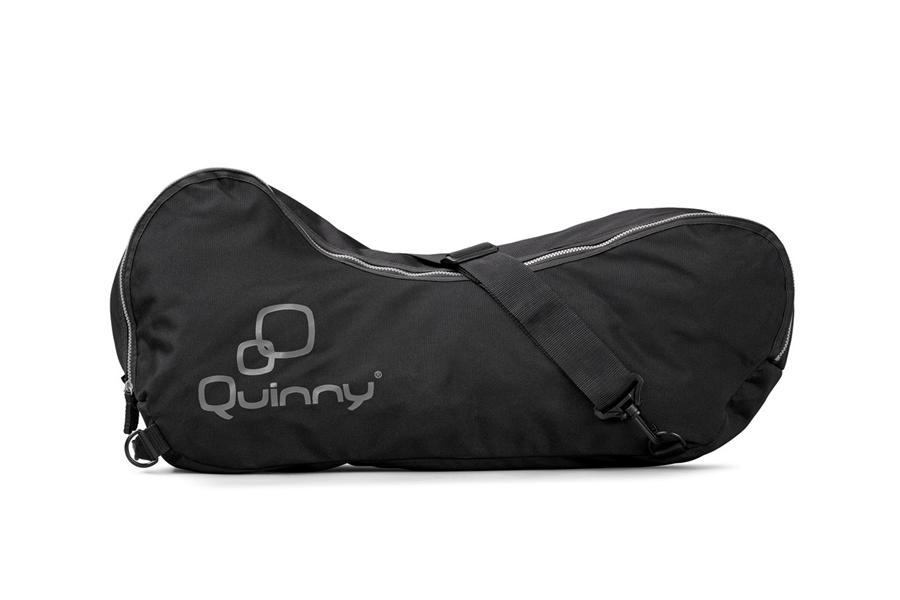 QUINNY - Cestovní taška černá Zapp