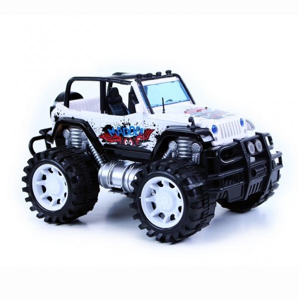 RAPPA - Auto Monster terénní v krabici velké 2 barvy