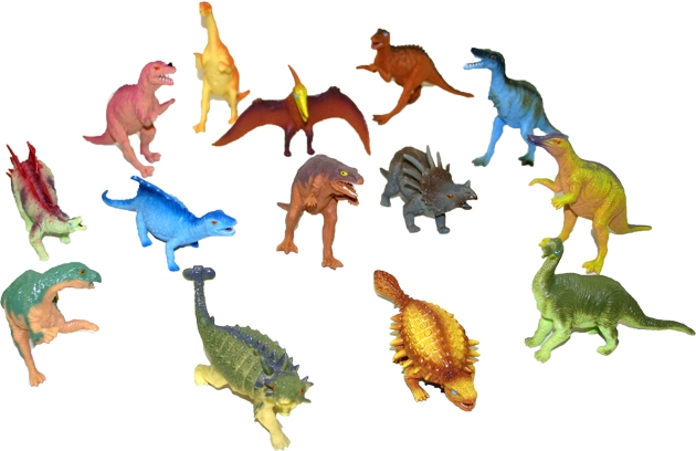 RAPPA - Dinosaurus 15 - 18 cm