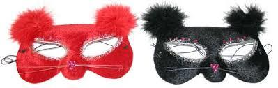 RAPPA - Maska oční kočka