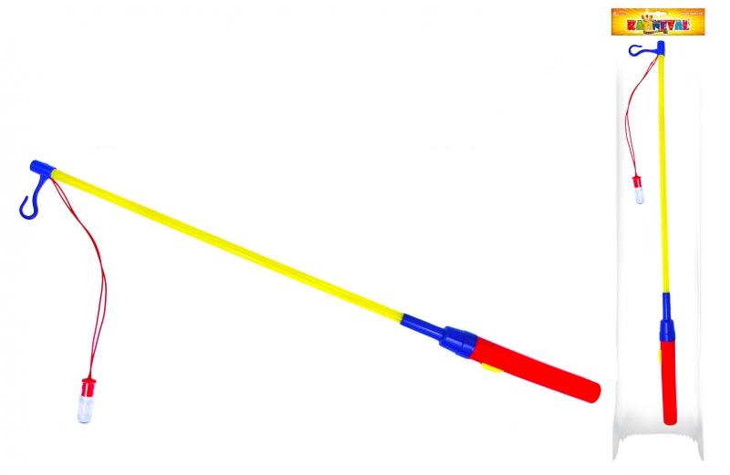RAPPA - Hůlka na lampion s LED světlem 50 cm