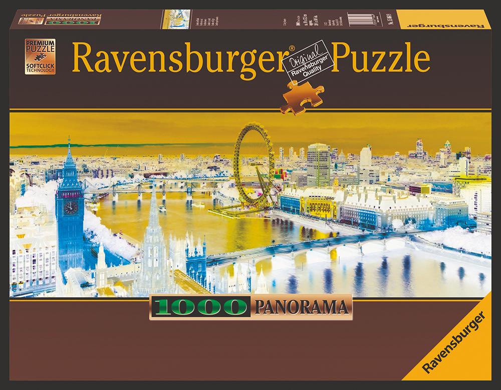 RAVENSBURGER - Londýn, 1000 dílků