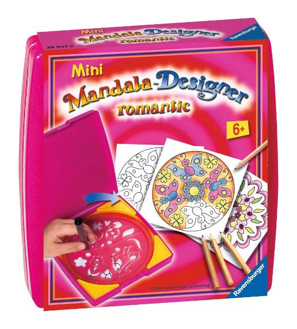 RAVENSBURGER - Mini Mandala Romantik