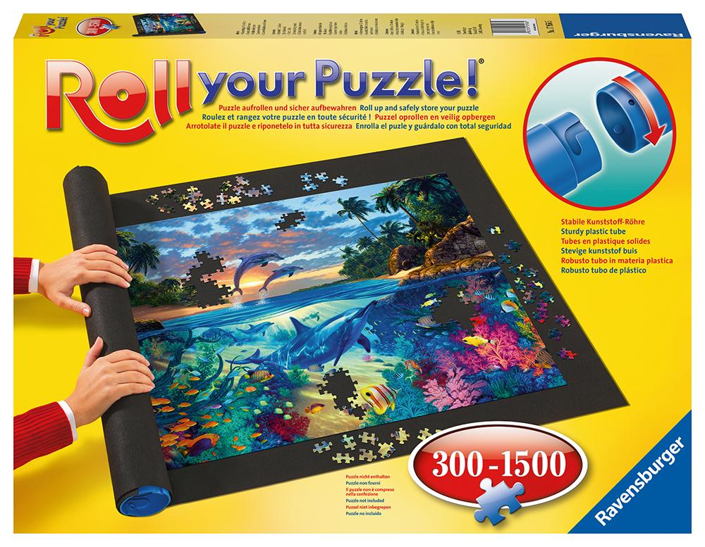 RAVENSBURGER - Podložka na sestavení puzzle až do 1500 dílků '15