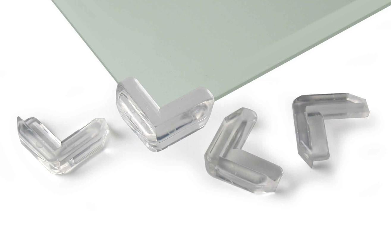 REER - Ochrana rohu skleněného stolu