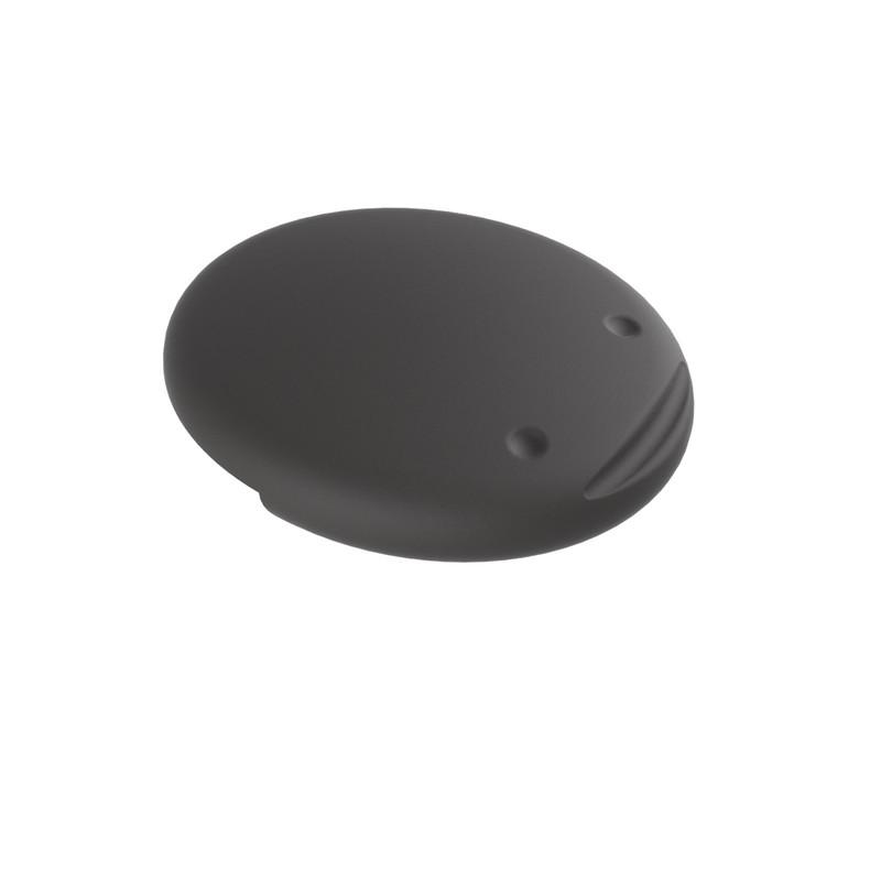 REER - Ochrana rohu stolu 4ks anthracite DesignLine