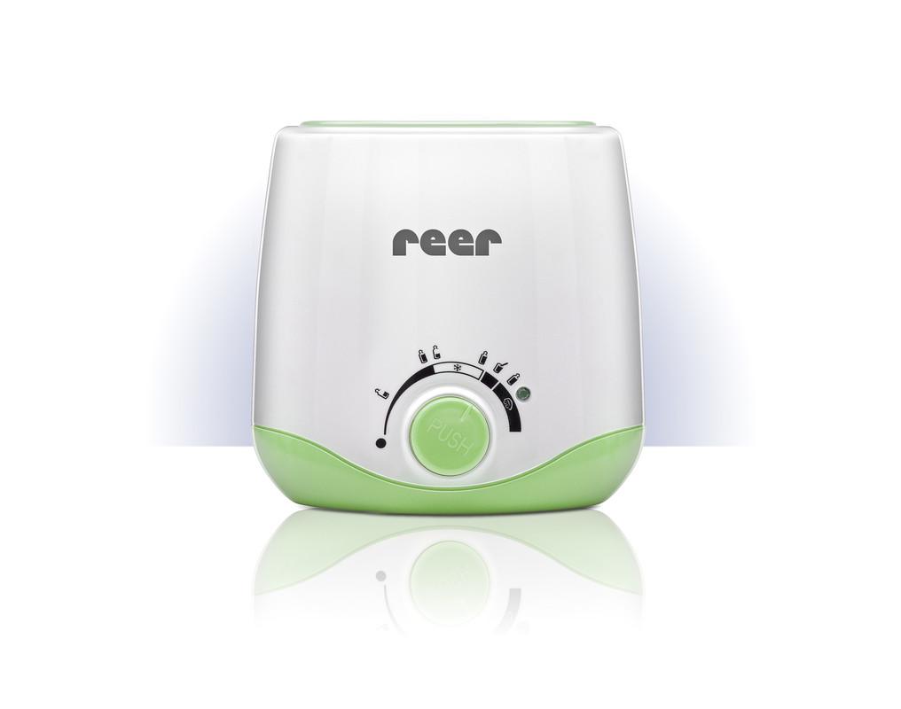 REER - Ohřívač kojeneckých láhví na doma i na cesty
