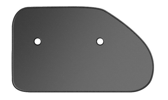 REER - Sluneční clona na boční okénko 2 ks