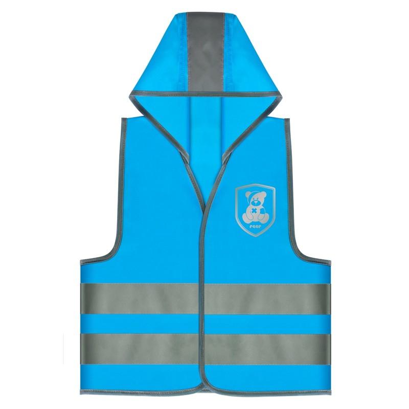 REER - Vesta bezpečnostní - modrá