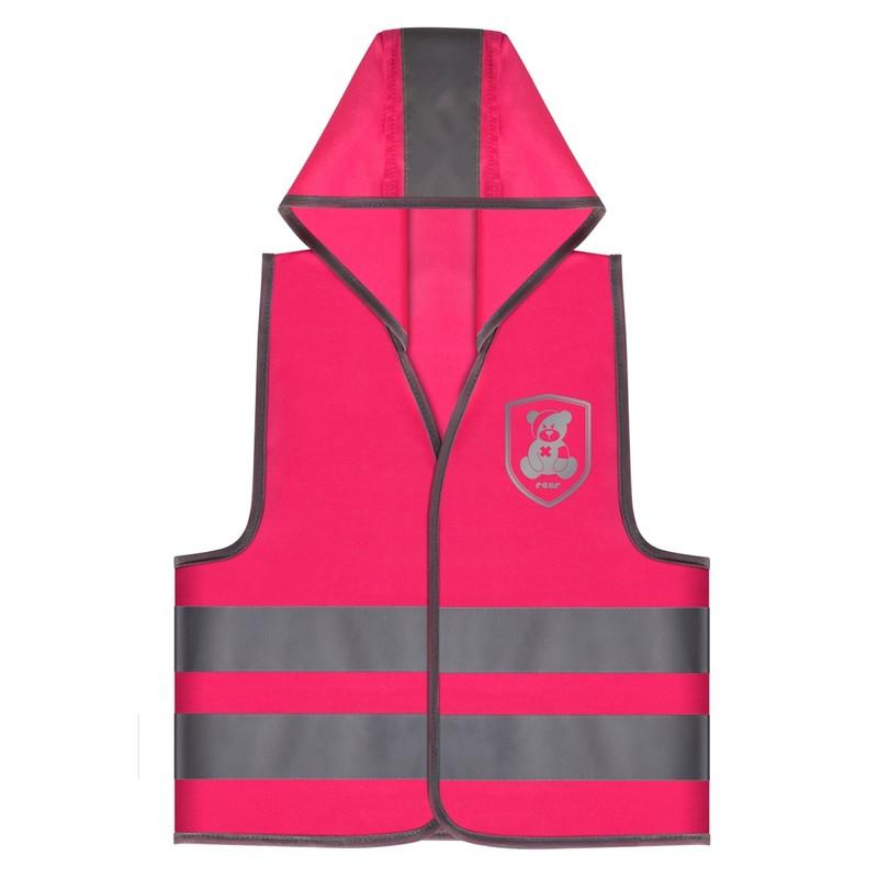 REER - Vesta bezpečnostní - růžová