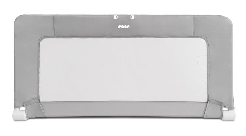 REER - Zábrana na postel 100cm grey/white