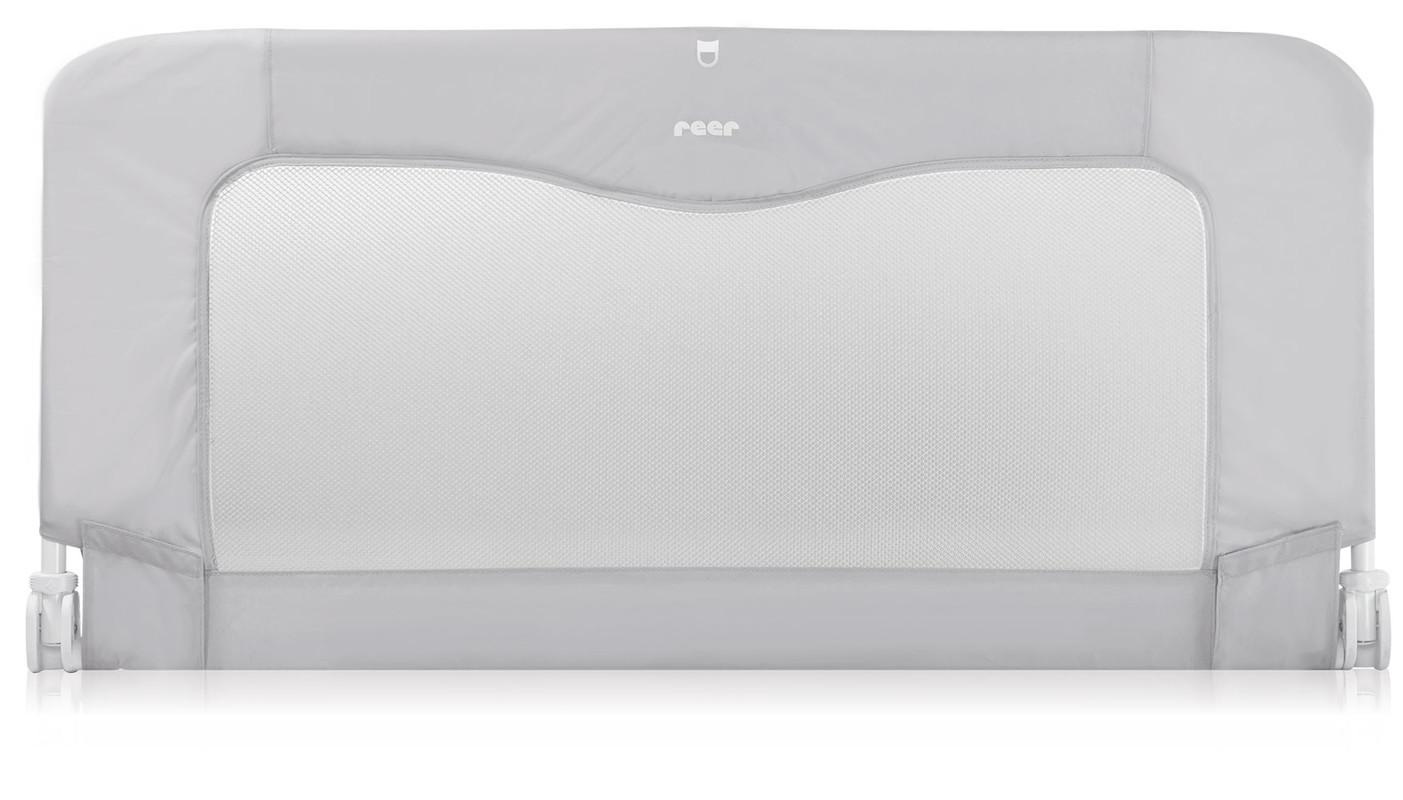 REER - Zábrana na postel 150 cm - grey/white
