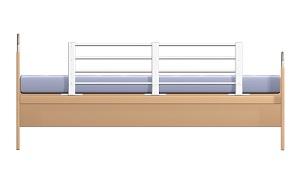REER - Zábrana na postel nastavitelná - kov