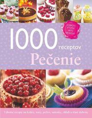 1000 receptov - Pečenie - Kolektív