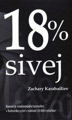 18 % sivej - Zachary Karabašliev