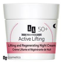 AA - Age Technology 50+ Liftingový a regenerační noční krém 50ml