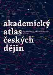 Akademický atlas českých dějin - 2.vydání - Semotanová Eva