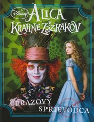 Alica v Krajine zázrakov - Obrazový spri - Disney