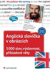 Anglická slovíčka v obrázcích - 3000 slov, výslovnost, příkladové věty -  Arndt Knieper