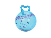 Skákající míč Hop n'Glow modrá