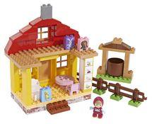 BIG - PlayBIG Bloxx M & B mašina dům