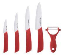 BLAUMANN - Nože sada 4 + škrabka, BL-1512
