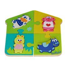 BOIKIDO - Dvou-puzzle - Farma