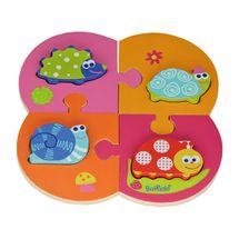 BOIKIDO - Dvou-puzzle - Zahrádka