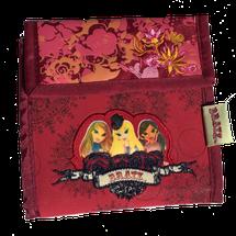 BRATZ - Dětská peněženka dívčí, červená