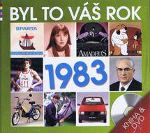 Byl to váš rok 1983 - DVD+kniha