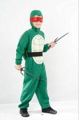 CASALLIA - Karnevalové oblečení Ninja želva M