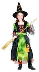 CASALLIA - Karnevalový kostým Čarodějnice 4