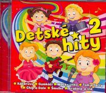 CD - Detské hity 2 -