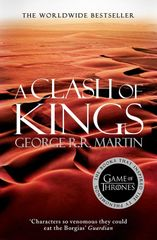 Clash of Kings - George R. R. Martin
