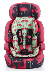 COSATTO - Autosedačka Zoom Flamingo Fling sk.1,2,3, 2017
