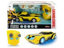DICKIE - RC Transformers Turbo Racer Bumblebee 1:24, 18cm, 2kan