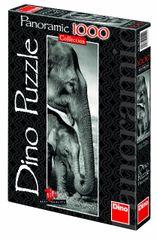 DINO - Sloni 1000D Pan