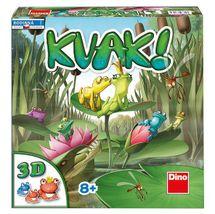 DINOTOYS - Společenská hra Kvak