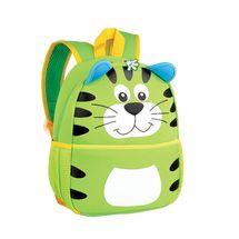 EASY - Batoh neoprenový - dětský tygr zelený