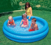 INTEX - nafukovací bazén Crystal 168x41 cm
