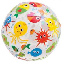 INTEX - nafukovací míč se vzorem 59050