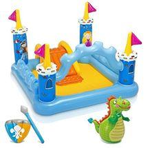 INTEX - nafukovací bazénové hrací centrum Hrad 57138