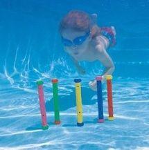 INTEX - potápěčská hračka paličky set
