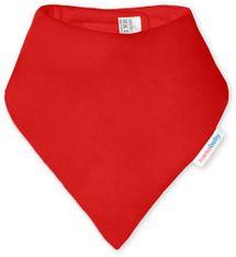 IVEMA BABY - Bavlněná šátek / bryndák - červená