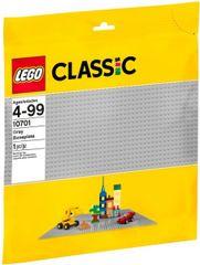 LEGO - Classic 10701 Šedá podložka na stavění