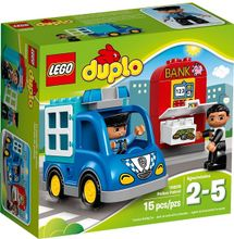 LEGO - DUPLO 10809 Policejní hlídka